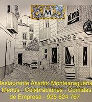 Restaurante la Montearaguena