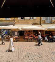 Le cafe du marche - Chez Bernard