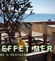 L'Effet Mer Plage Restaurant