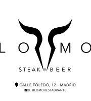 Lomo Steak & Beer