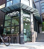 Ratio Coffee Relation