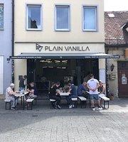 Plain Vanilla Burger