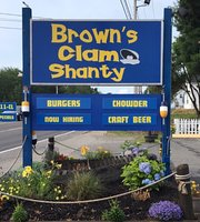 Brown's Clam Shanty