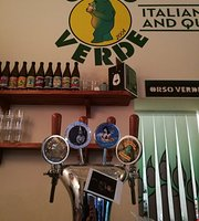 Orso Verde Tap room