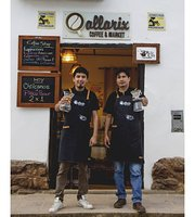 Qallarix Coffee & Market