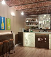 958 SANTERO Lounge Cafe bistrò pizza