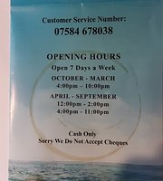 Stromness Chinese Takeaway