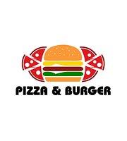 Pizza und Burger