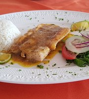 Puntarenas Typical Sea Food