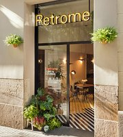 Retrome Café & Lounge