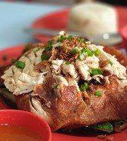 Nasi Ayam Gemas Melaka