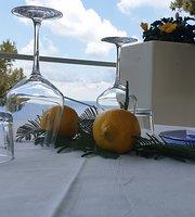Bistrot de Vaze la terrazza sul mare all'Orizzonte