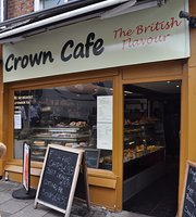 Crown Cafe, The British Flavour