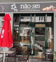Restaurante Nao Sei Wine Bar Tapas