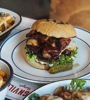 Døgnvill Burger Bjørvika