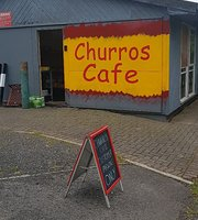 Churros Cafe in the Park