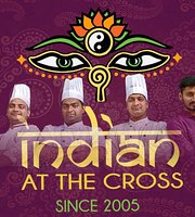 Indian at the Cross