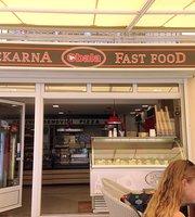 Pekarna Fast Food