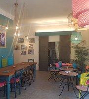 Kavárna v HaVaně