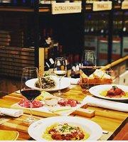 Ravin - Vinho e Pasta - cozinha Pasquale