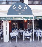 Goa Restaurante Cocina India