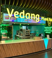 Vedang - plant burger (Mall of Berlin)