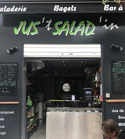 Jus't Salad'in