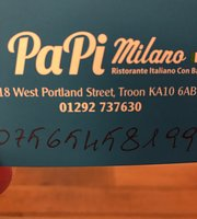 PaPi Milano Ristorante Italiano With Bar