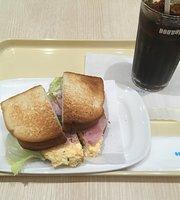 Doutor Coffee Shop Hongo 3-Chome Higashi