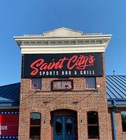Saint City's Sports Bar & Grill