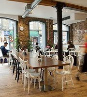 Cafe from Crisis, London