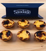 Saudade Portuguese Custard Tarts