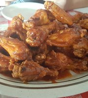 Cafe Hot Wing 8