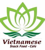 Vietnamese Snack food cafe
