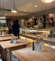 Stazione | Pop Up Bakery, Coffee & Store by CERVO Zermatt