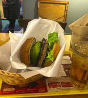 Freshness Burger Naka-Meguro
