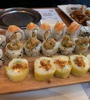 Izakaya el Bar de Sushi Pop Caballito