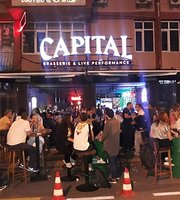 Capital Brasseire & Live Performance