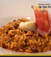 Restaurante El 13 de San Anton