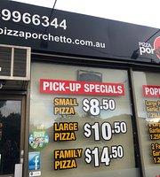 Pizza Porchetto