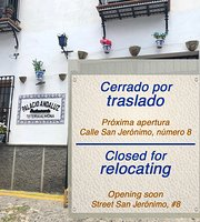 Restaurante Palacio Andaluz Teteria Almona