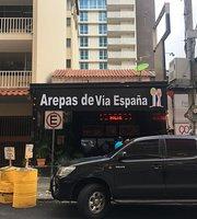 Arepas De Via Espana