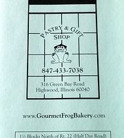 Gourmet Frog Bakery