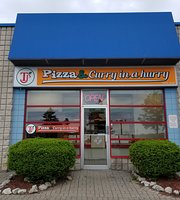 TJ's Pizza & Curry in a Hurry