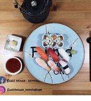 Sushi House Nottingham Ltd