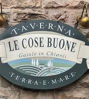 Taverna Le Cose Buone