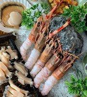 Jeju King Crabs Sashimi Town