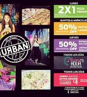Urban Art+Pizza