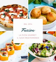 Fuzion - La Pizza & il Sushi di Carne