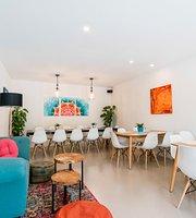 Nourish Cafe at Island Yoga